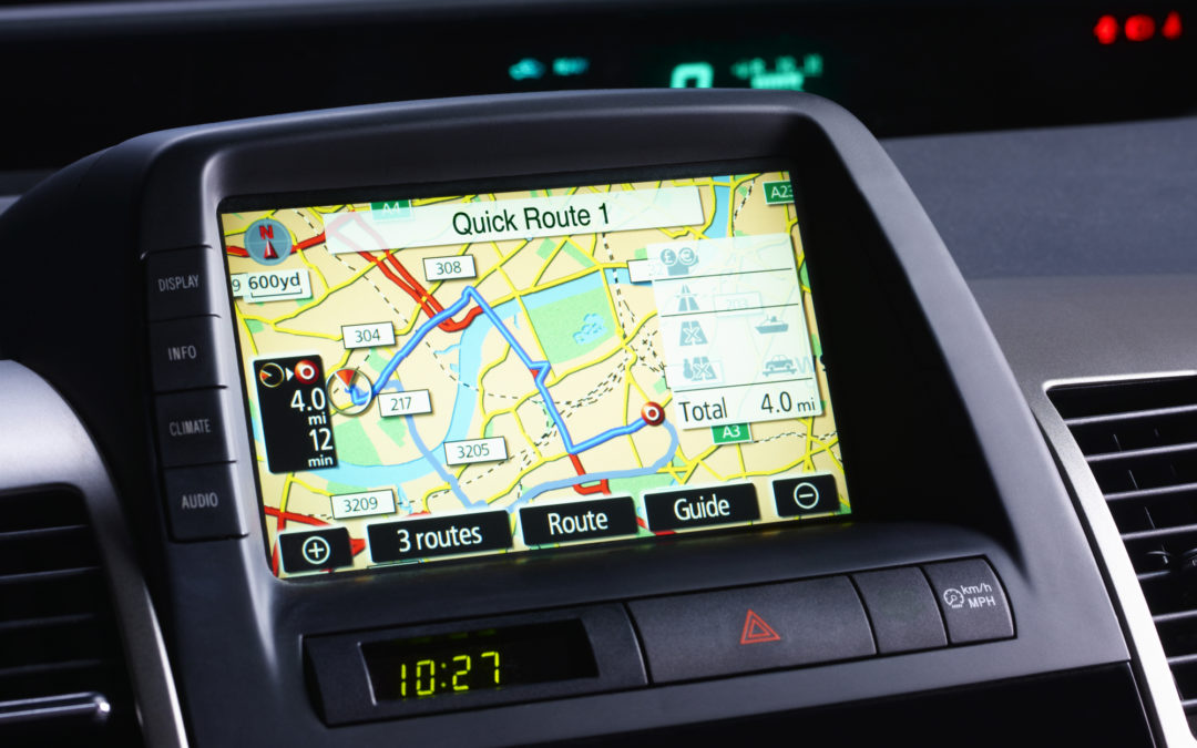 Lokalizacja GPS jako rozwiązanie dla samochodów firmowych